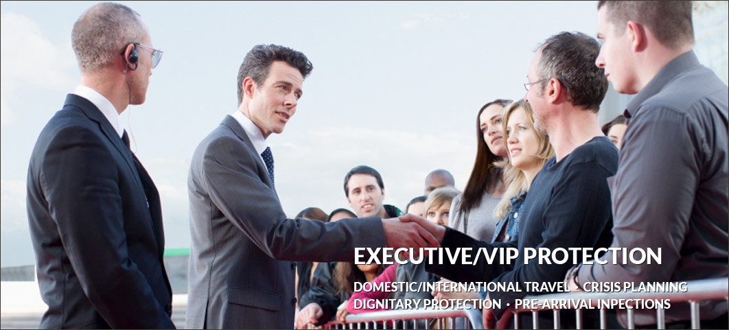 Executive/VIP Protection